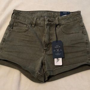 American Eagle shorts: size 2
